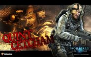 Biohazard Revelations Pachislot Wallpaper 7