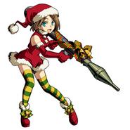 Jill Christmas Clan Master