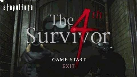 Resident Evil 2 The 4th Survivor
