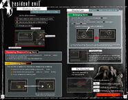 Resident Evil 4 Web Manual PS4 8
