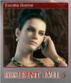 Resident Evil 5 Biohazard 5 Foil 2