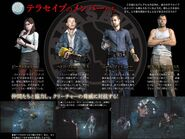 Revelations 2 -Other Characters