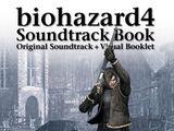 Biohazard 4 Soundtrack Book