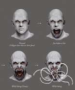 Resident Evil 4 Digital Archives - Las Plagas Face Variations