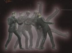 Kaitaishinsho arts - Wesker Nerichagi