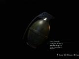 Hand Grenade (RE3 remake)