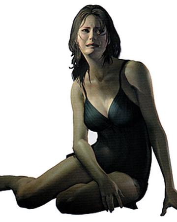Deborah Harper Resident Evil Wiki Fandom