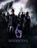 Resident Evil 6 Online Manual PS4 1