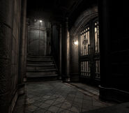 REmake background - Entrance hall - r106 00007