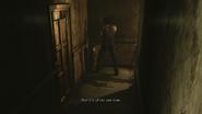Resident Evil 0 HD - boiler room extinguisher 2 examine