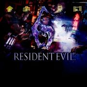 Resident Evil 6 Custom Theme 2 icon
