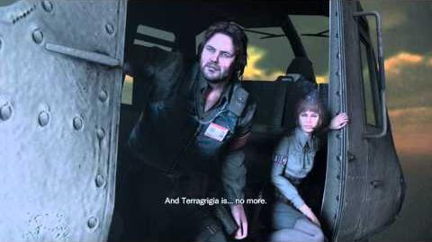 Resident Evil Revelations all cutscenes Previously Episode 4