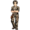 BIOHAZARD Clan Master - Character art - David King