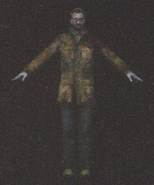 Degeneration Zombie body model 11