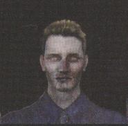 Degeneration Zombie face model 24