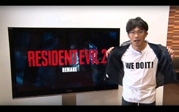 RE2Remake annonce