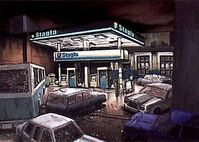 Resident Evil 3 Concept Art 09
