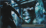 Resident Evil 6 Art Book - Whopper 1 art