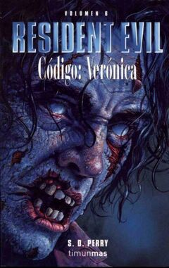 Resident Evil Vol.6 Codigo Veronica