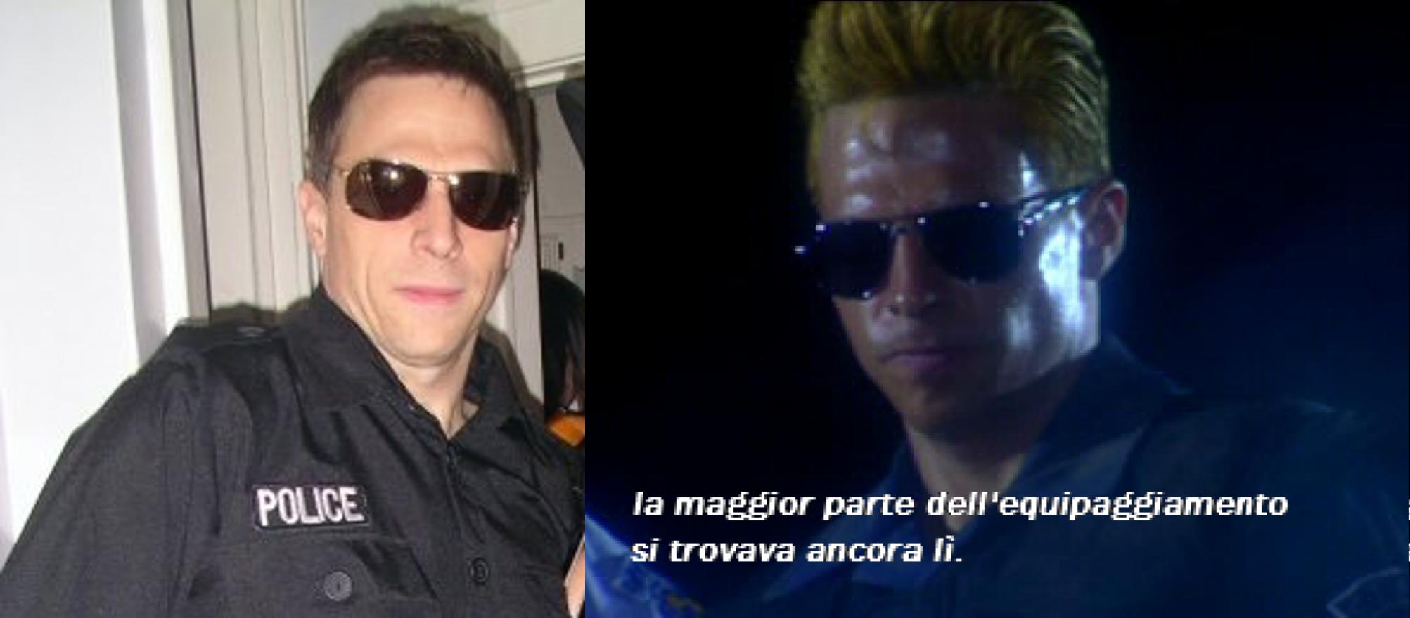 Eric Pirius Resident Evil Wiki Fandom