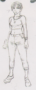 Rebecca Chambers Archives concept art 11