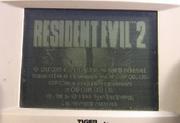 Resident evil 2 gamecom