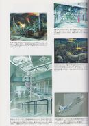 BIOHAZARD THE UMBRELLA CHRONICLES ART OF ARTS - page 102