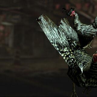 Появление в Resident Evil 6