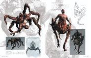 Resident Evil 6 Artworks - Creature Design (18)