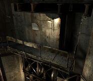 Arklay factory - Marshalling yard background 4