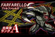 BIOHAZARD Clan Master - Battle art - Farfarello