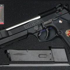 Модель пистолета Барри