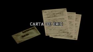 Carta de Eric