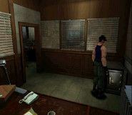 RE2 police station map location