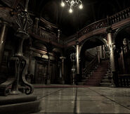 REmake background - Entrance hall - r106 00102
