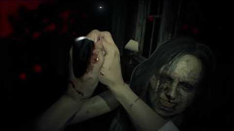 Resident Evil 7 biohazard all scenes - Into Madness