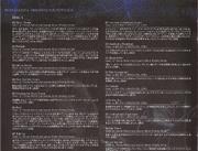 BIOHAZARD 6 ORIGINAL SOUNDTRACK booklet - page 11