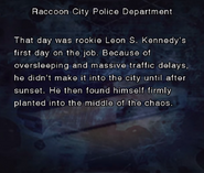 RE DC Raccoon City Police Department file page6