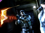 Downloadable content in Resident Evil 5