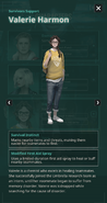 Valerie Harmon profile