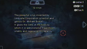 Virus G