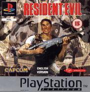 Resident evil platinum pal