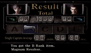 Resident Evil 0 Leech Hunter Results B