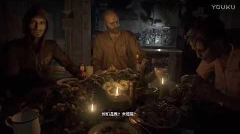 《生化危机7 惡靈古堡7》疯人院难度