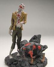 Biohazard Figure Collection - Zombie & Cerberus