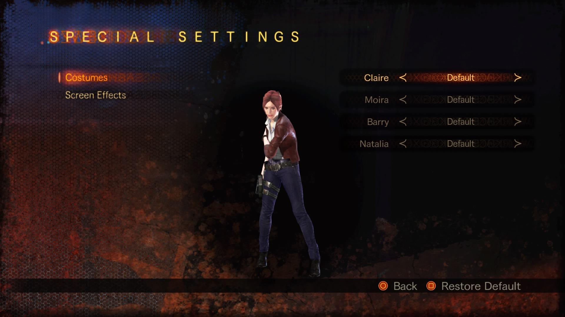 Unlockables in Resident Evil: Revelations 2 | Resident Evil Wiki