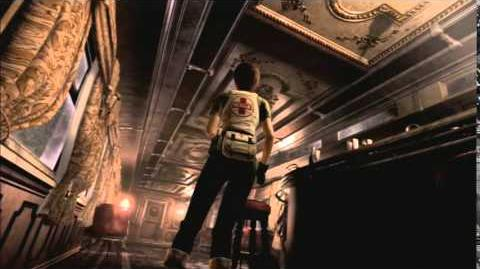 Resident Evil Zero HD Remaster cutscenes - 13 - From Above 2