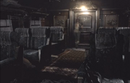 Resident Evil 0 Second class passenger car A right