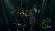 Resident Evil 5 Back Alley 11