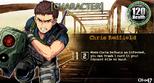 BIOHAZARD Clan Master - Chris Redfield - Character Stats